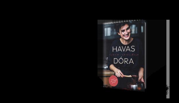 Havas Dóra: Álmaim cukrászdája c. könyv